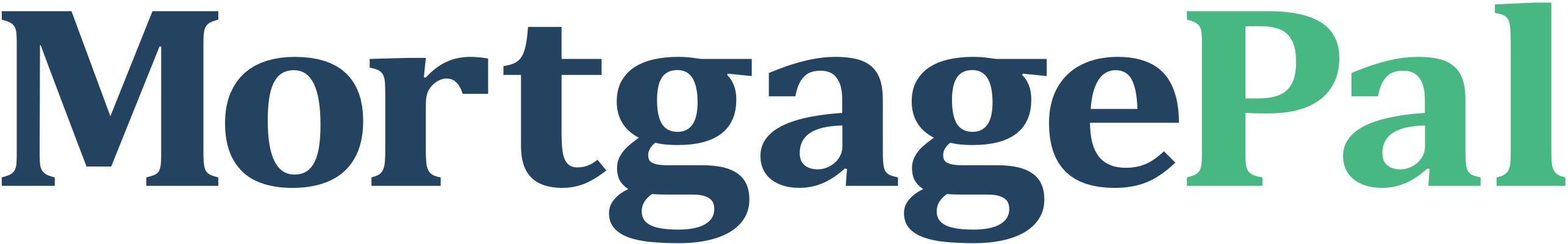 MortgagePal's logo